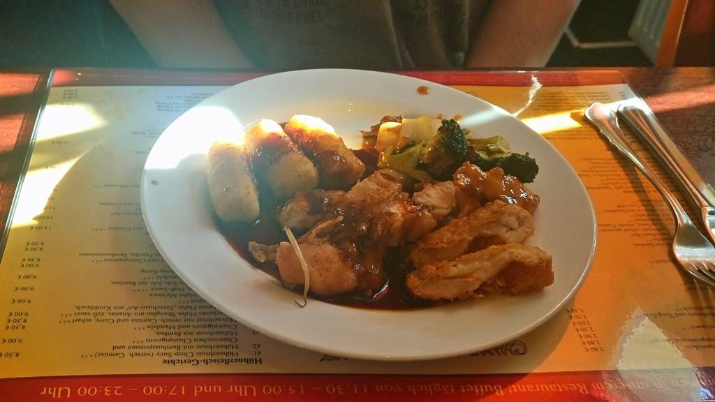 Essen gehen im Harz - Shao Guo Restaurant Aschersleben