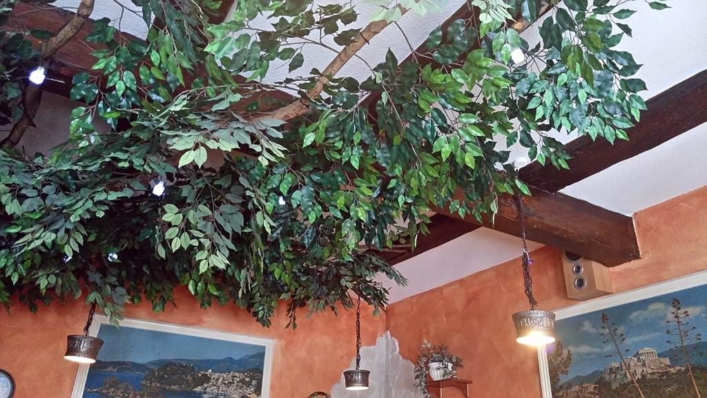 Ambiente vom Griechen in Ballenstedt