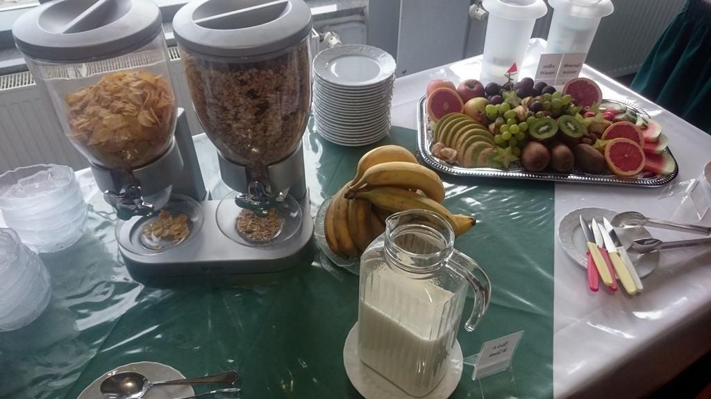Brockenhotel Frühstück
