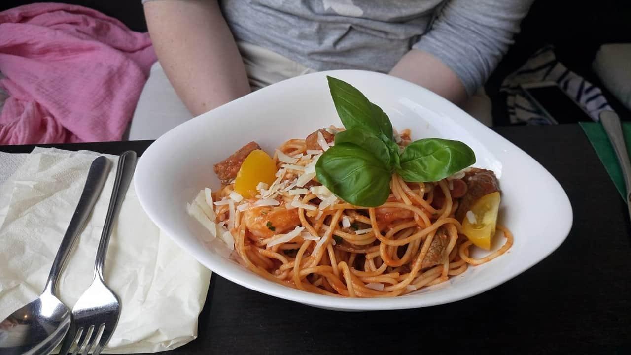 Spaghetti Reef & Beef
