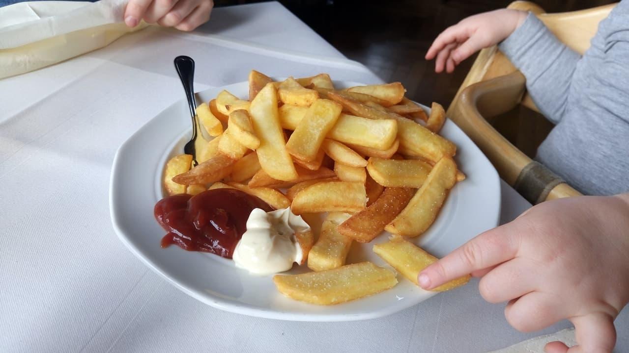 Essen gehen im Harz - Im Berghotel-Restaurant Hexentanzplatz