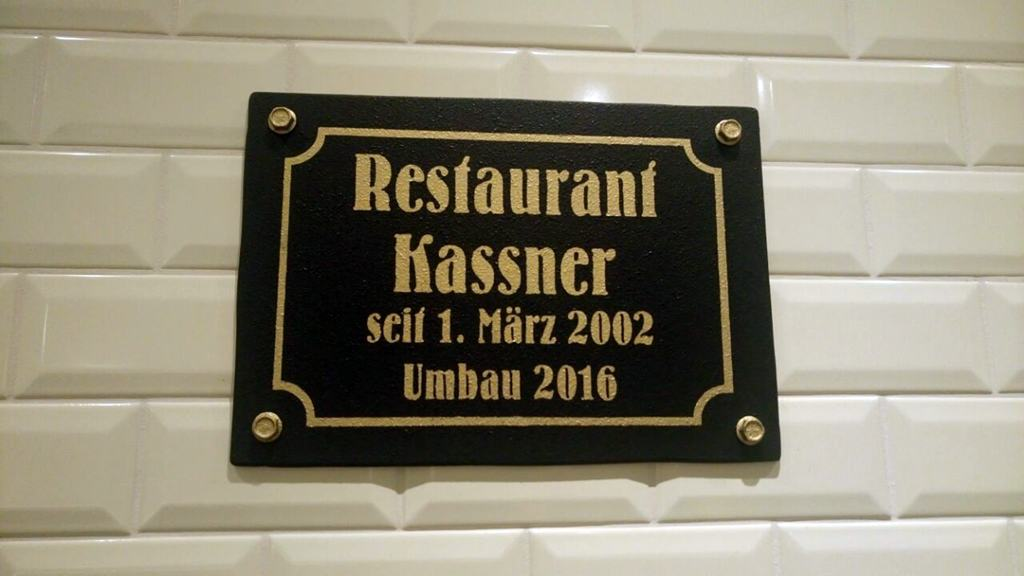Restaurant Kassner Ballenstedt