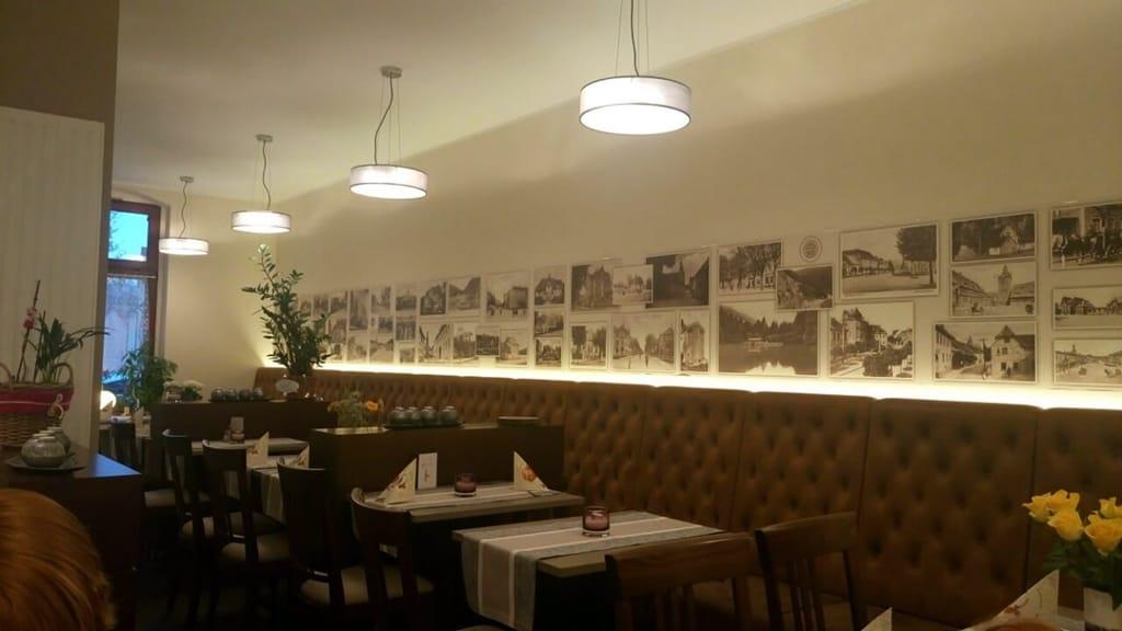 Ambiente im Restaurant Kassner