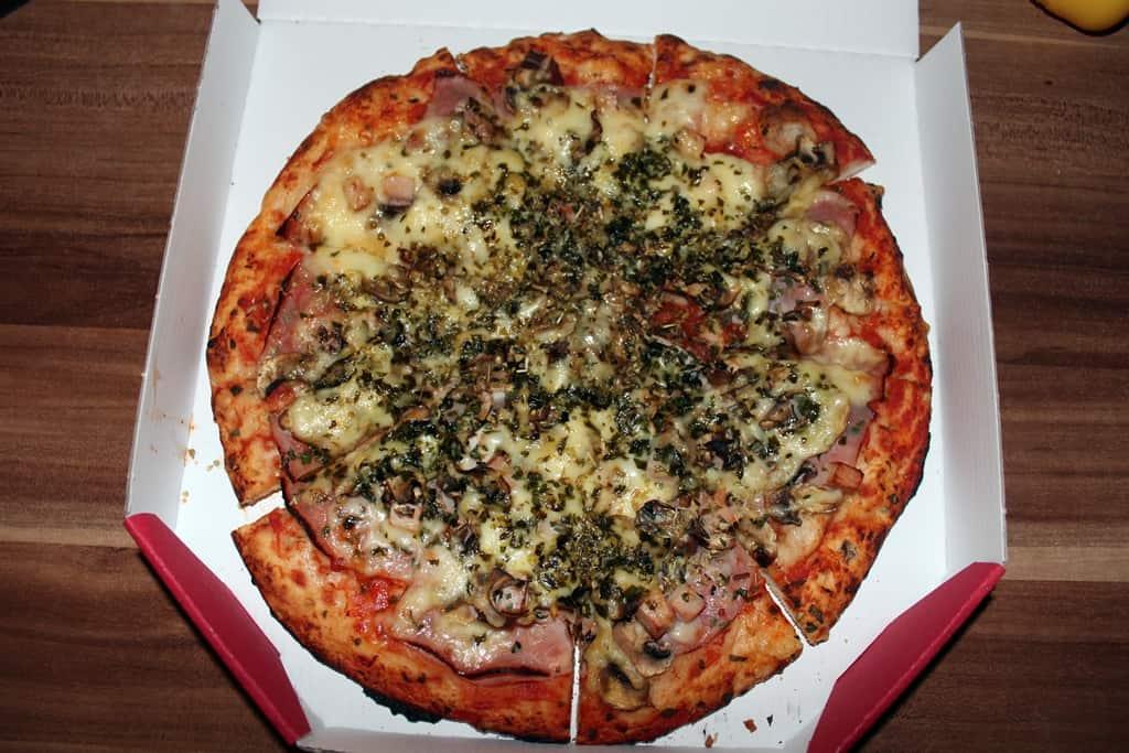 Flying Pizza Aschersleben Öffnungszeiten