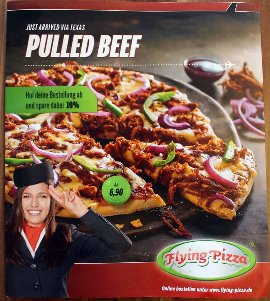 Flying Pizza Aschersleben Erfahrungen
